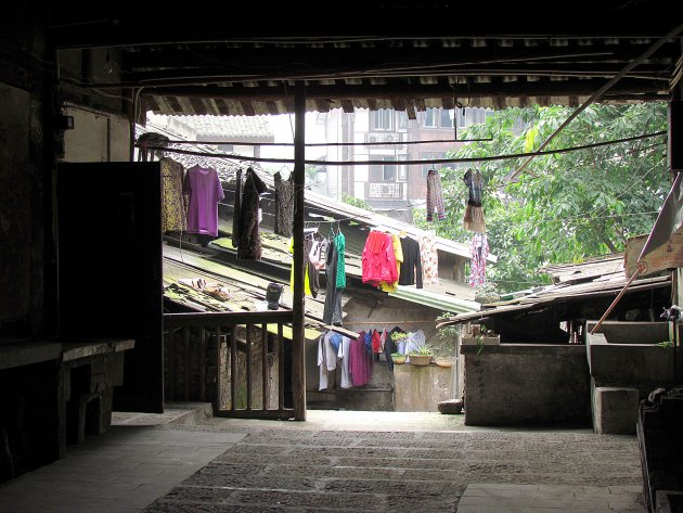 Ciqikou – pareltje in grauwe saaie wereldstad.
