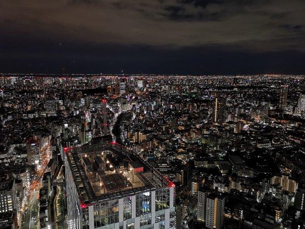 Shibuya Sky, voor een mooie zicht over de stad!