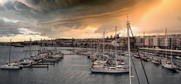 Haven van Ponta Delgada