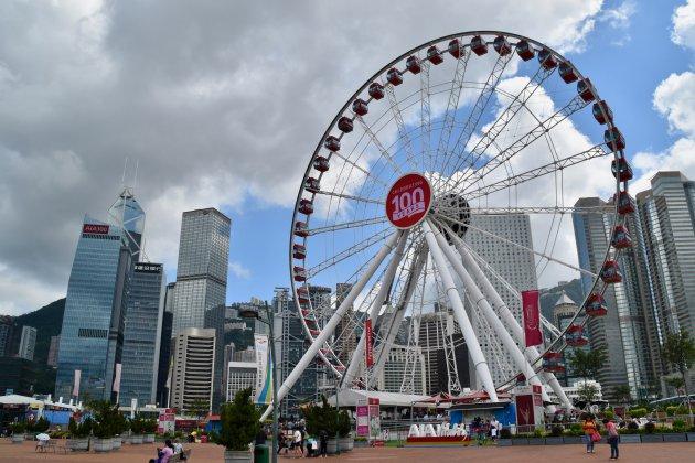 Het Hongkong Obervation Wheel