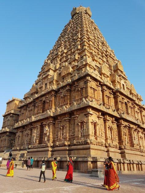 Brihadishwara Shiva Tempel