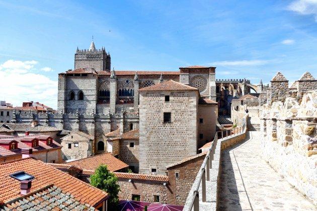 Stadsmuur van Ávila