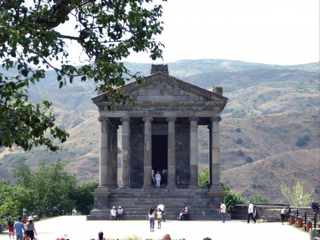 Grieks Romiense tempel