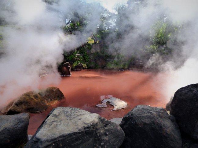 Jigoku ofwel 'brandende hel'