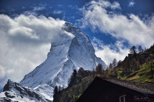 De berg der bergen..
