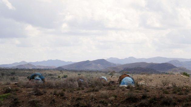 het leven van nomaden