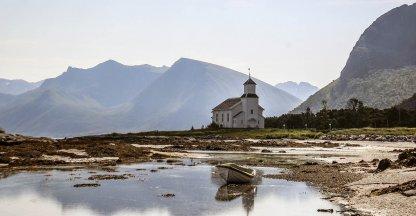Sla bij je rondreis door Noorwegen deze bestemmingen niet over