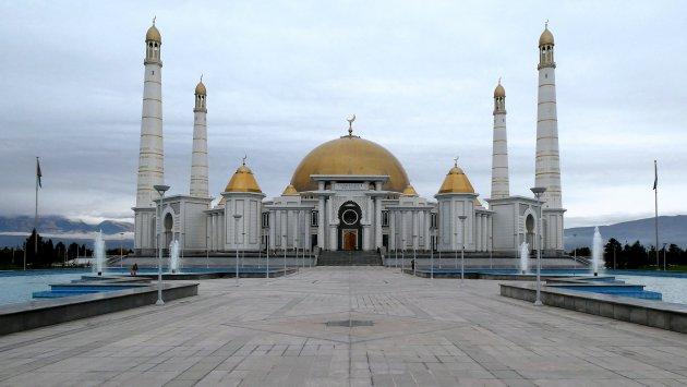 Turkmenbasy moskee