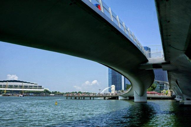 Rondvaart Singapore Rivier