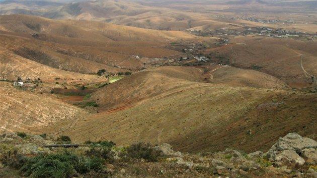 Uitzicht op Morro Velosa