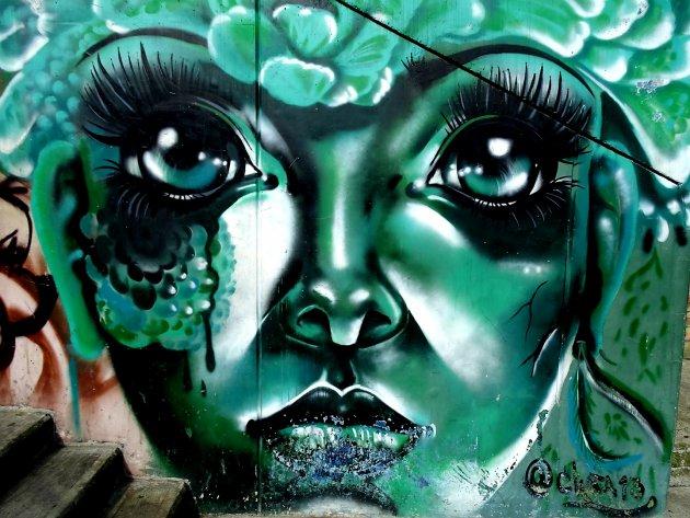 Streetart Medellin 2