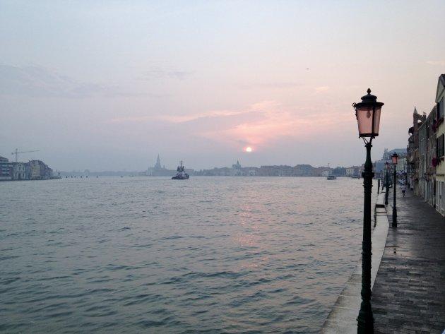 Venetië in alle vroegte