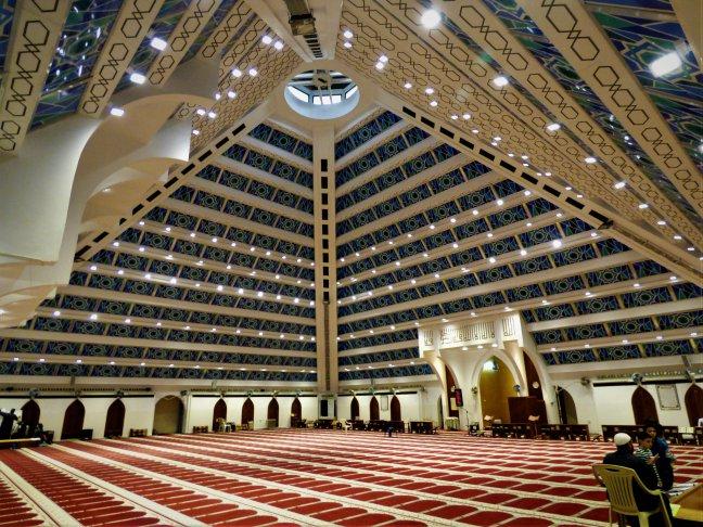 Piramide moskee