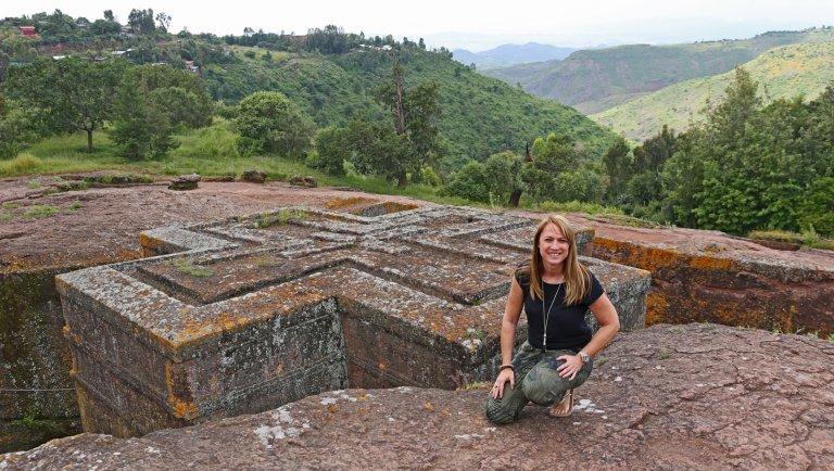 Hoofdfoto bij reisverhaal 'De wereldberoemde rotskerken van Lalibela'