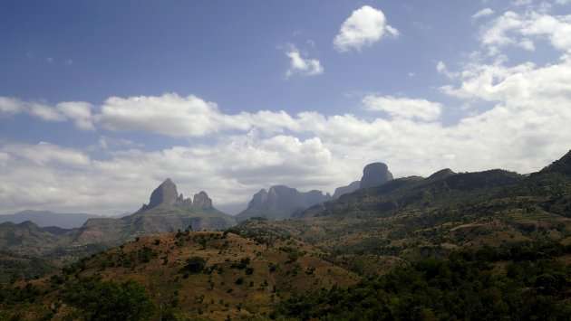 Simien Mountians