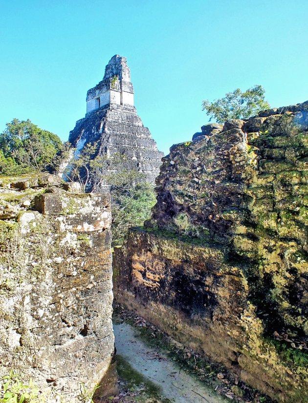 Piramide van de grote Jaguar