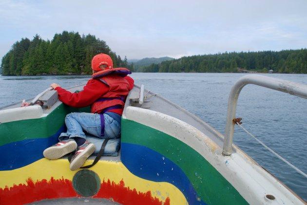 Vancouver Island ontdekken