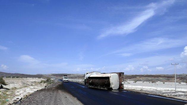 Gevaarlijkste weg ter wereld.