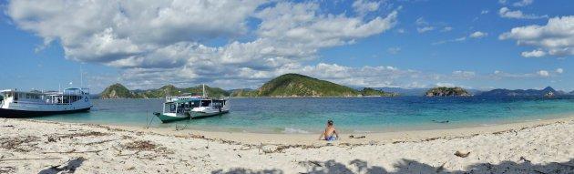 Genieten van de Komodo eilanden