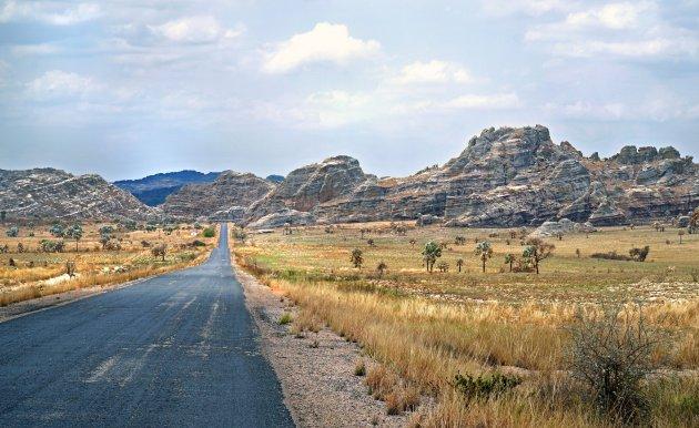 Isalo, het Colorado van Madagaskar