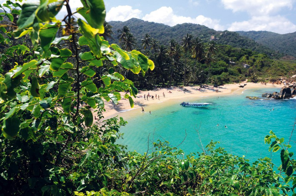 De beste reistijd voor Santa Marta en andere delen van de Caribische kust van Colombia is december tot en met april.