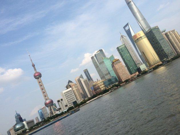 Shanghai rocks