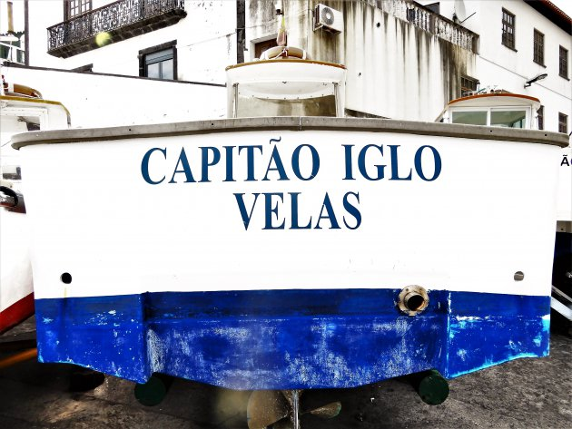 Kapitein Iglo in Velas