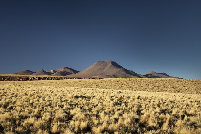 San Pedro de Atacama (Chili)  hoogvlakte
