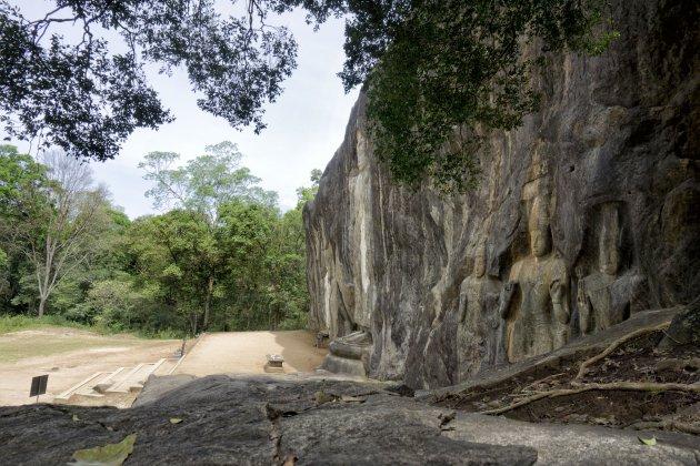 Buduruwagala tempel