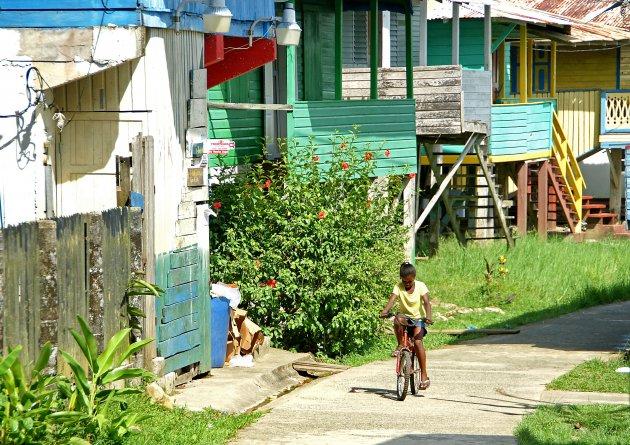 Op de fiets en meer in Bocas del Toro