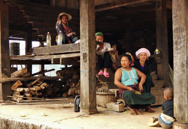 Open huis bij de Bulang