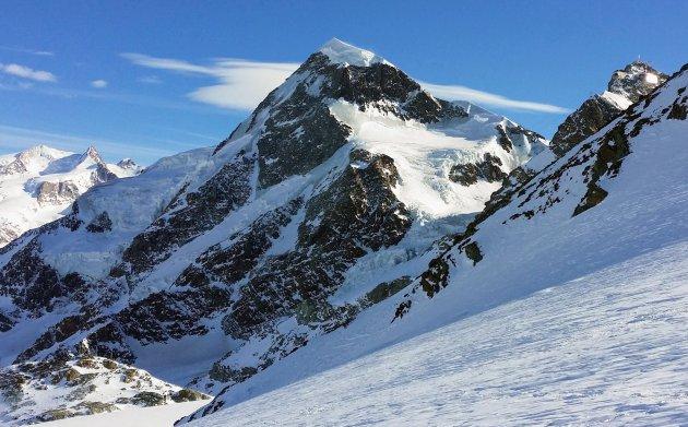 Breithorn en Klein Matterhorn, Zwitserland