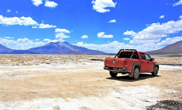 Op de altiplano