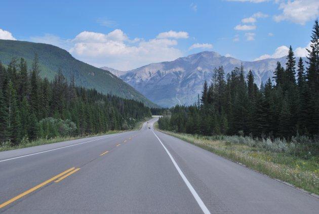 Roadtrip door de Rockies