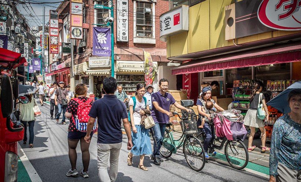 De beste reistijd voor Tokio is april en mei