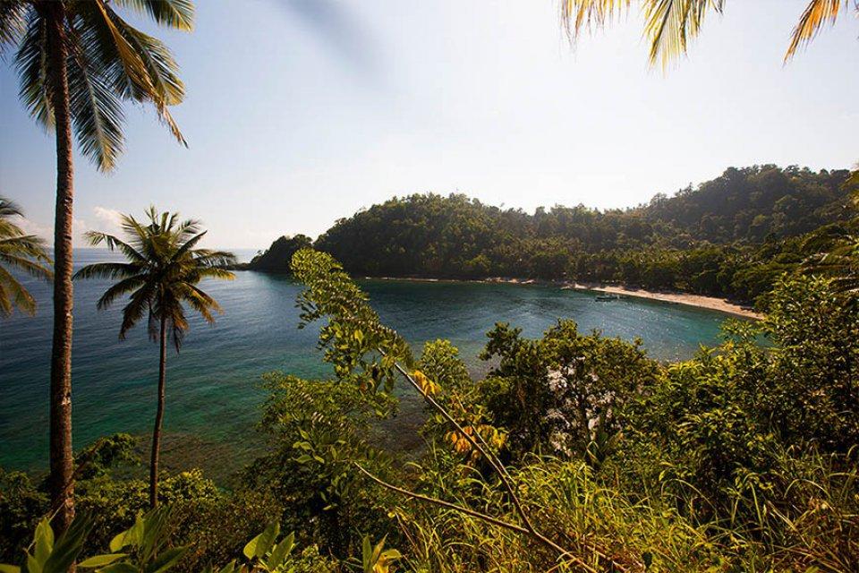 oktober en november zijn de beste maanden om naar de Molukken te gaan