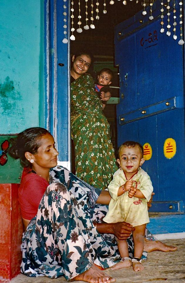 Het mooie dorpsleven inZuid-India