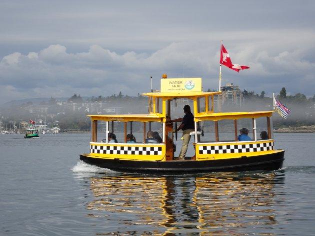 Watertaxi Victoria Harbour
