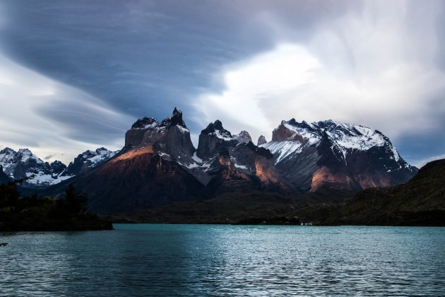Torres del Paine - Lake Pehoe