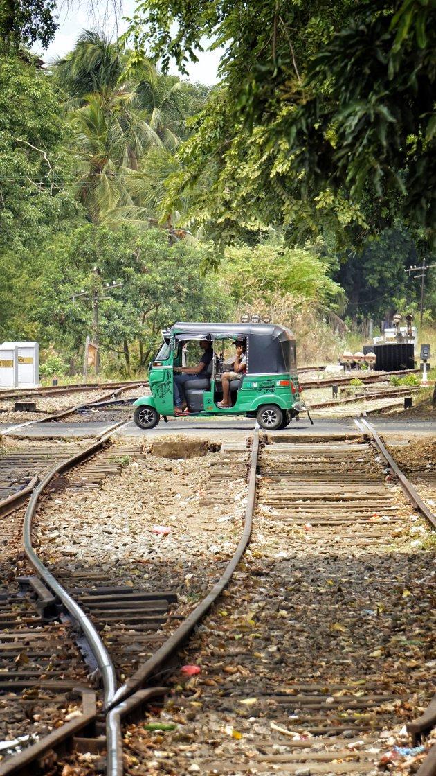 tuktuk een ideale manier om te reizen