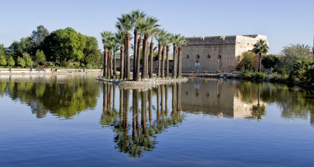 Jardin Jnan Sbil; de parel van Fès