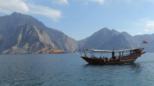Musandam Oman, Arabische Fjorden