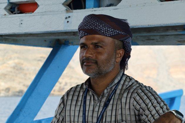 Oman gentlemen captain