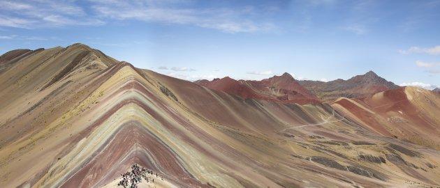 Rainbow Mountain, Montagna de Siete Colores, Vinicunca