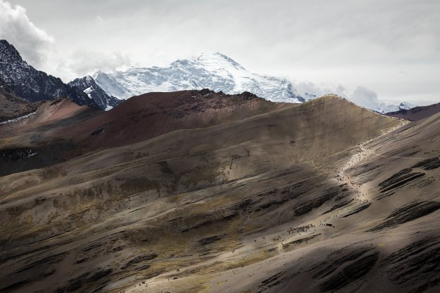 Andes, Apa Labrayani, Vinicunca, Rainbopw Mountain