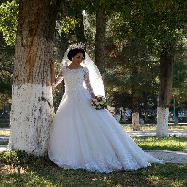 Oezbeeks bruid