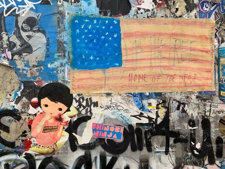 NEW YORK: 8X DOEN IN DE LOWER EAST SIDE