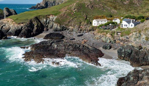 Kynance Cove: ook Engeland