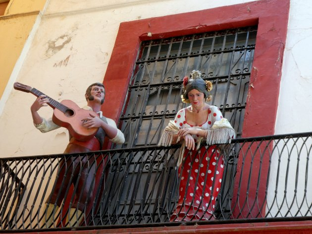 Flamenco is Andalusië