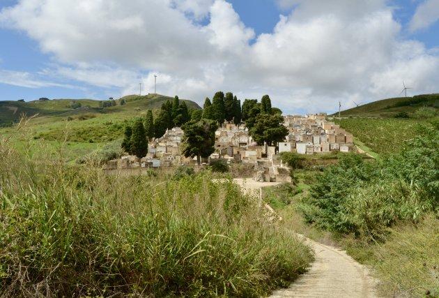 Cimitero Gibellina Vecchia